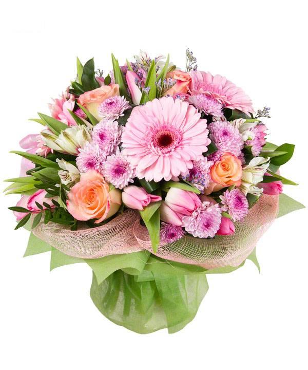 Интернет-магазин, доставка букеты живых цветов фото